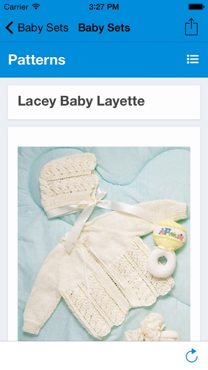 Babies and Kids Knitting Patterns