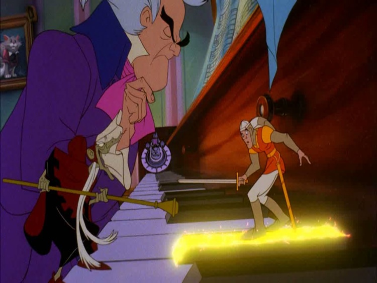 Dragon's Lair 2: Time Warp HD screenshot-4