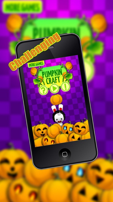 Pumpkin craft! screenshot two