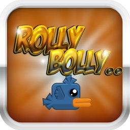 Rolly Bolly - The Bird That Can't Fly!