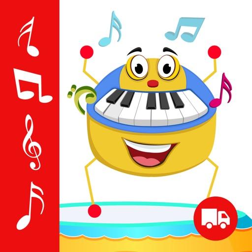 Magical Music Maker Lite - Music Band Creator for Kids