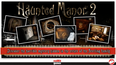 Haunted Manor 2 - The Horror behind the Mystery - FULL (Christmas Edition) screenshot three
