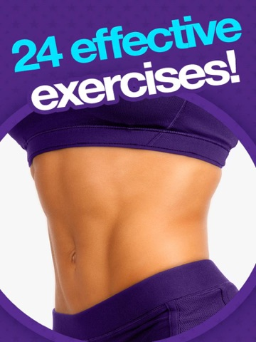 Amazing Abs – Personal Fitness Trainer App – Daily Workout Video Training Program for Flat Belly and Calorie Burn-ipad-2