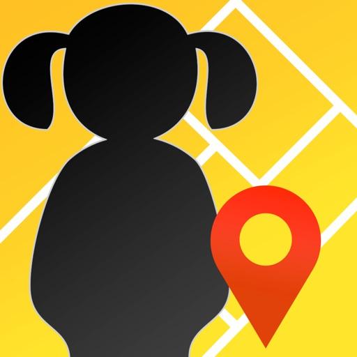 Sprint Family Locator app logo
