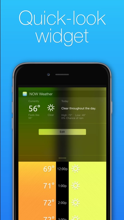 NOW Weather Free screenshot-3