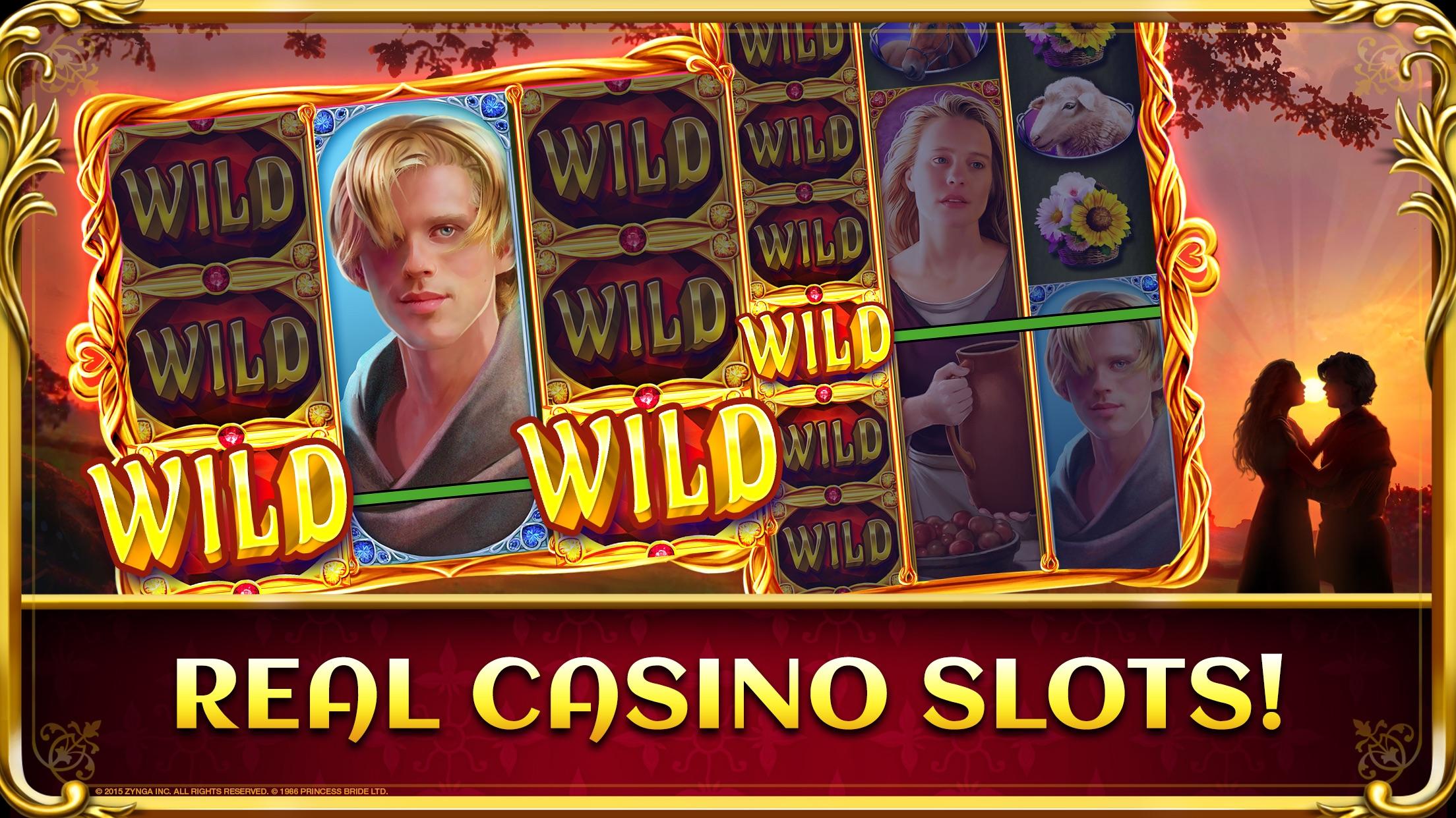 Princess Bride Slots Free Vegas Casino Screenshot