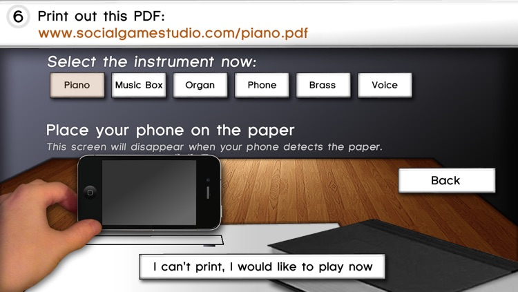 Paper Piano screenshot-1