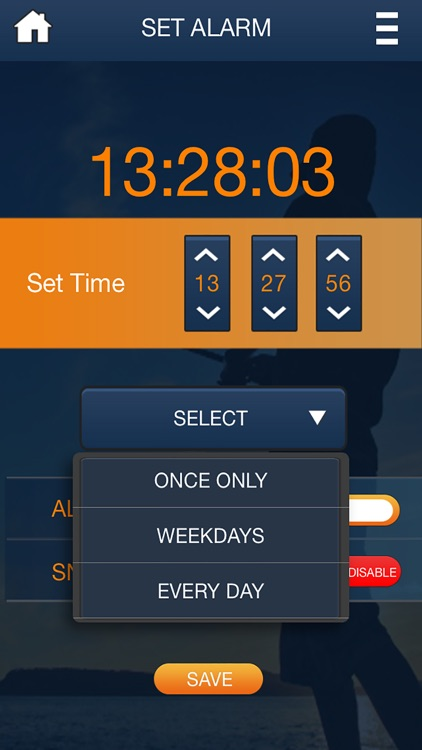 Screaming Drag Alarm Clock screenshot-3