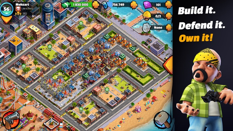 Gang Nations screenshot-4
