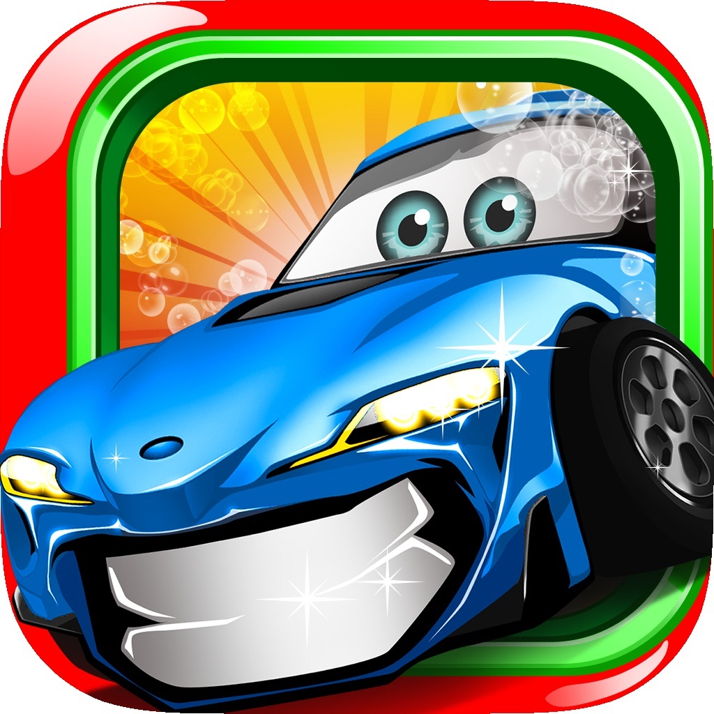 Awesome Lightning Fast Car Wash Salon and Auto Repair Game For Kids hack