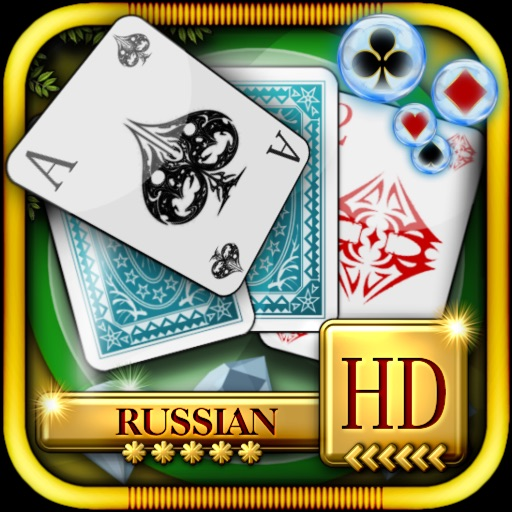 ACC Solitaire HD [ Russian ] - classic card games
