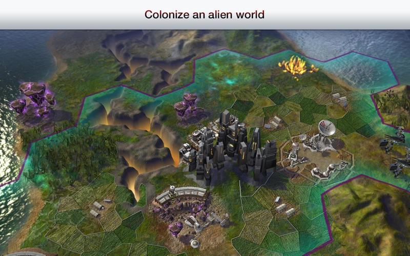 Civilization: Beyond Earth screenshot 5