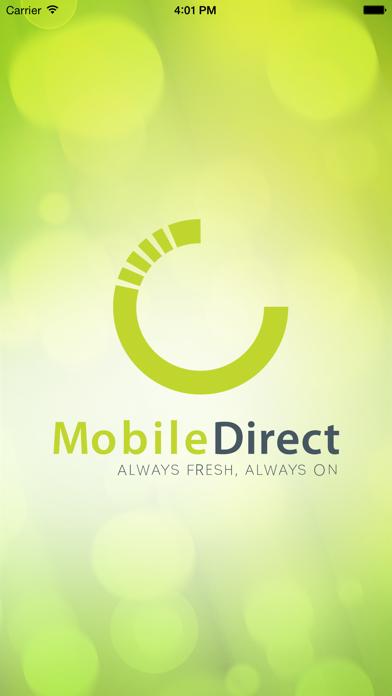 Canteen Mobile DirectScreenshot of 1