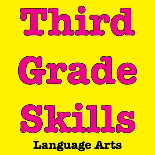 Third Grade Skills Language Arts