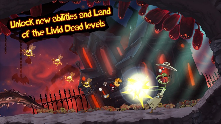 Rayman Jungle Run screenshot-4
