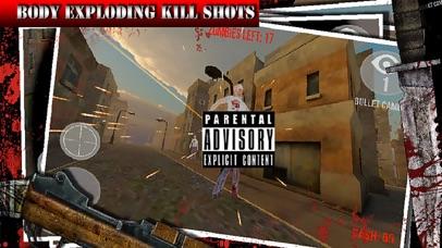 SniperXXX : 3D Sniper Shooter Kill (a 17+ shot game) screenshot two