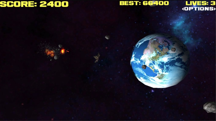 Asteroid Storm! screenshot-3