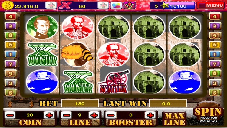 Texas Tonya - Oil Tycoon Slots Mega Win Casino