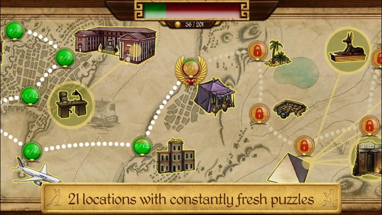 Hidden Objects: Pharaoh's Golden Amulet screenshot-4