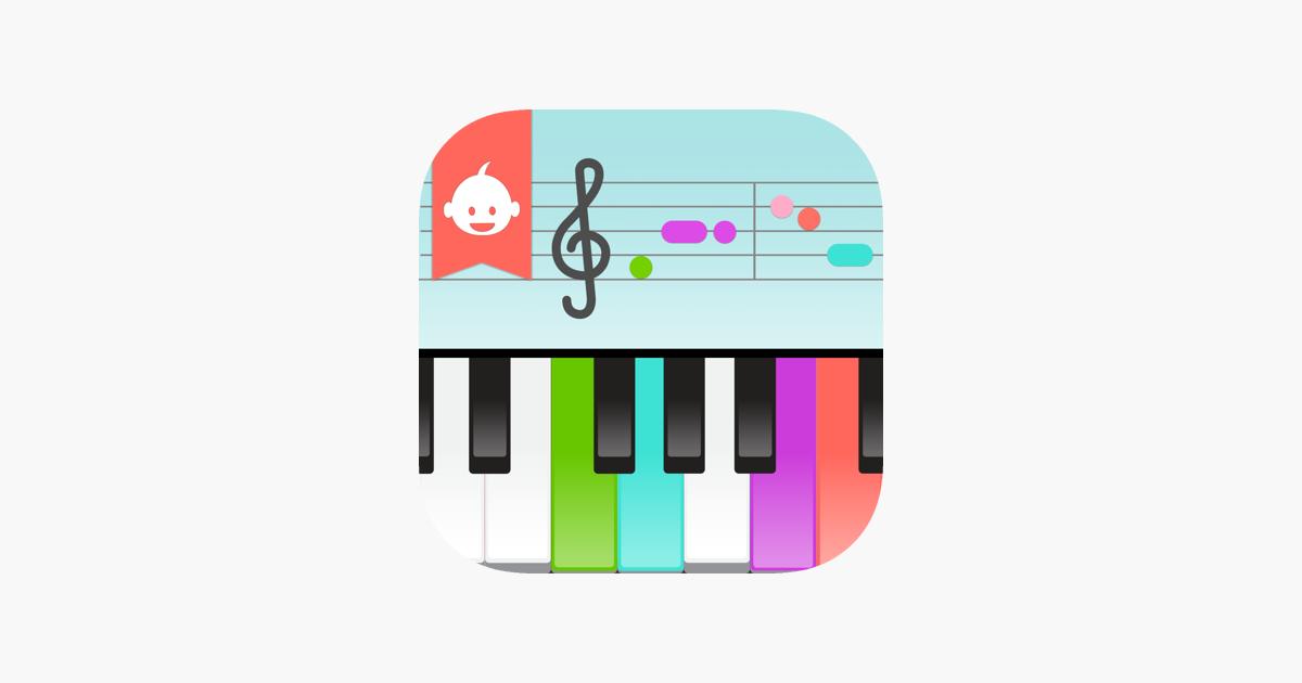 Beste Spelen en zingen – Piano voor kinderen in de App Store GD-89