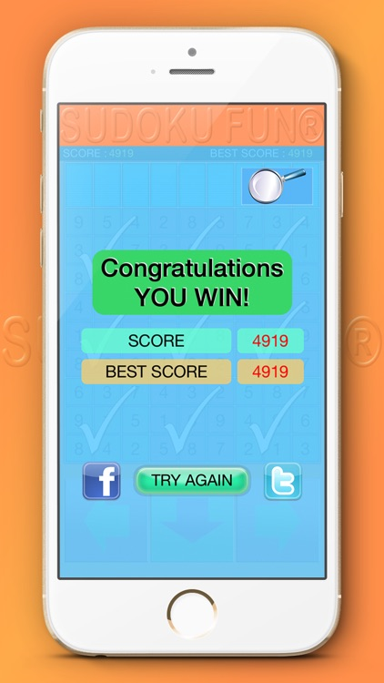 Sudoku Fun® screenshot-4