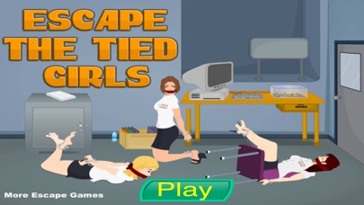 Save Girls - Escape The Tied Girls