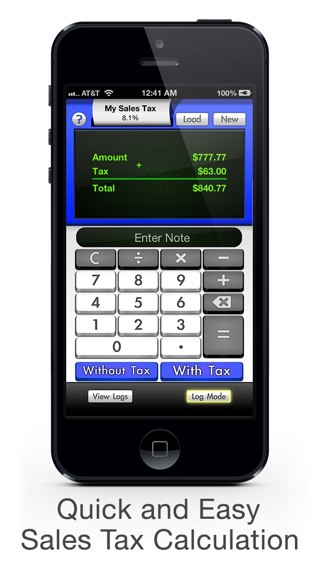 Sales Tax Calculator With Reverse Tax Calculation review screenshots