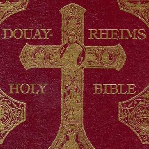 Bible Douay-Rheims Version(Catholic)