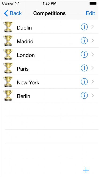 Decathlon Manager screenshot-3