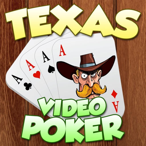 Texas Video Poker HD – Full House icon