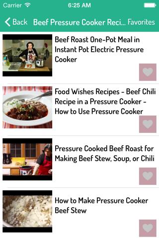 Pressure Cooker Recipes!! - náhled