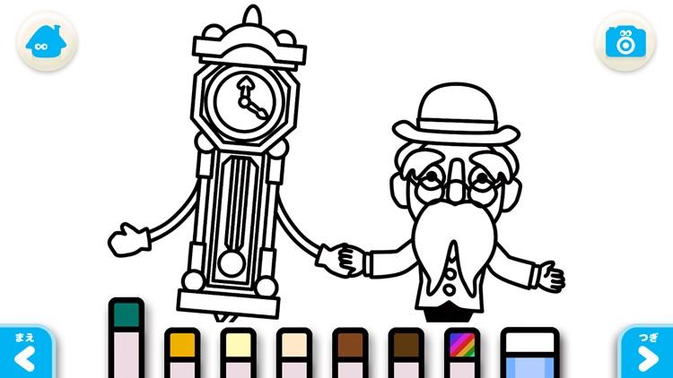 My grandfather's clock (FREE)   -Jajajajan Kids Song series screenshot-4
