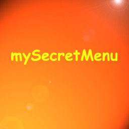 mySecretMenu - Fast food hidden menus