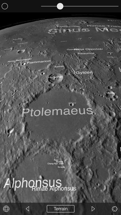 Moon Globe screenshot-3
