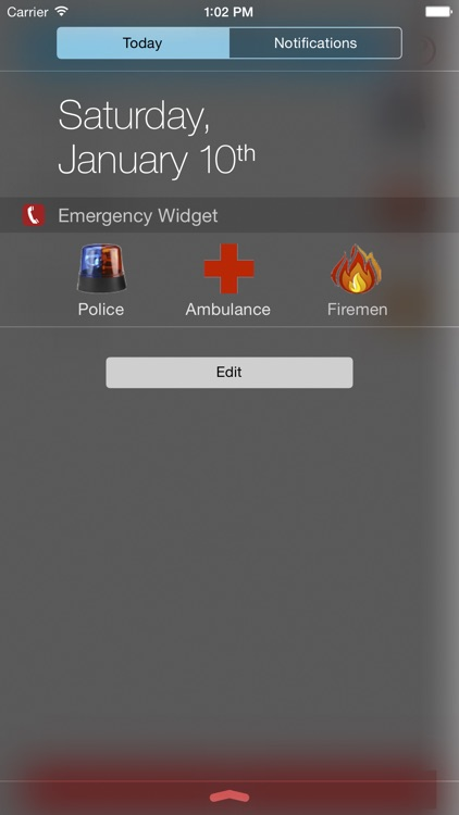 Emergency Call App screenshot-2