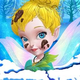 Fairy Princess Rescue: Winter Holiday Dress & Care