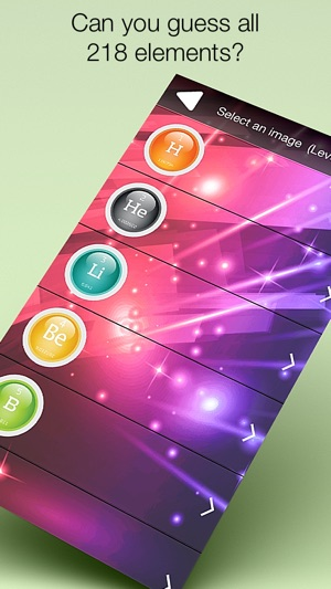 Quiz pic periodic table of the elements learning game on the app store urtaz Images