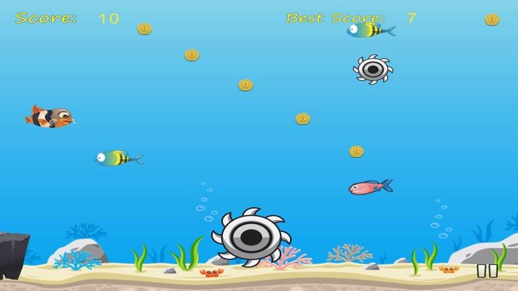 A Fish in the Sea: An Underwater Splashing Adventure screenshot-3