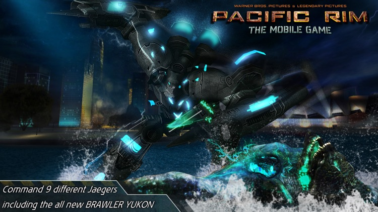 Pacific Rim screenshot-0