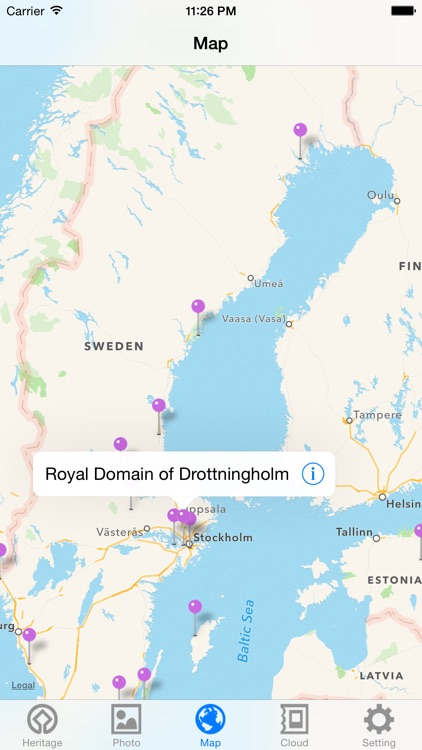 World Heritage in Sweden screenshot-4