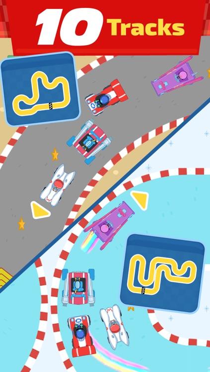 Wubbzy's Race Car screenshot-3