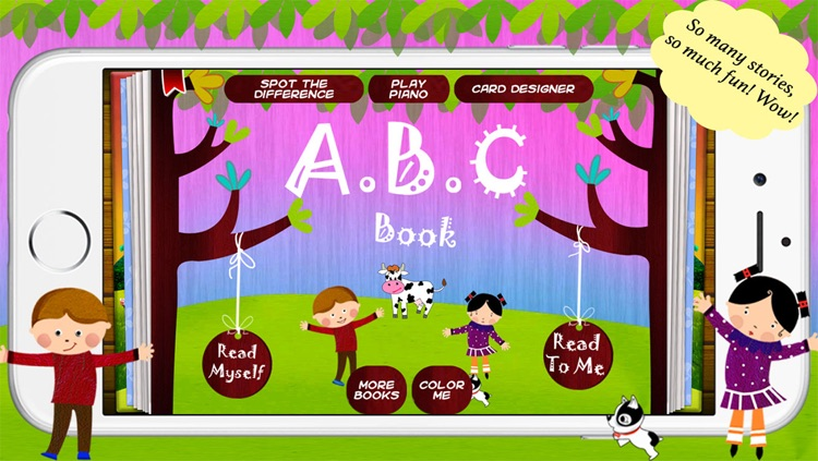 ABC Book by Story Time for Kids