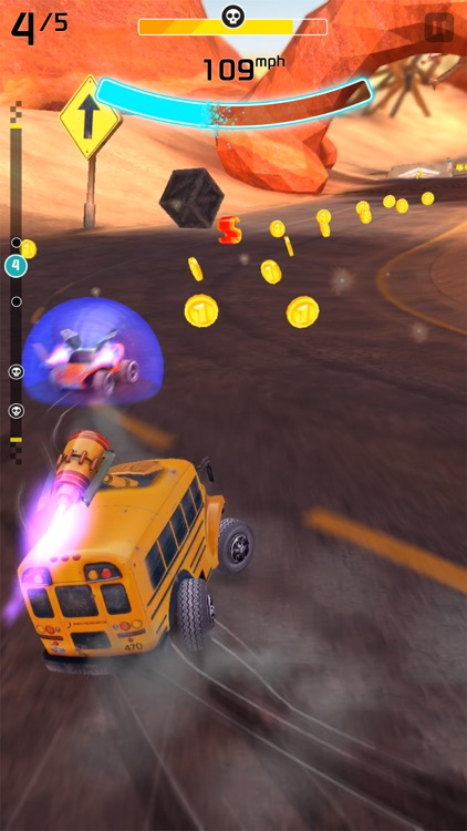 Rocket Cars screenshot-2