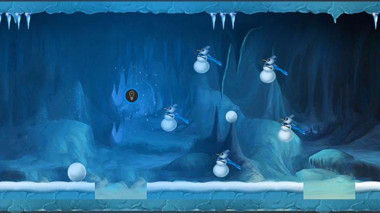 A Winter Christmas Run - Into the Caves screenshot-3