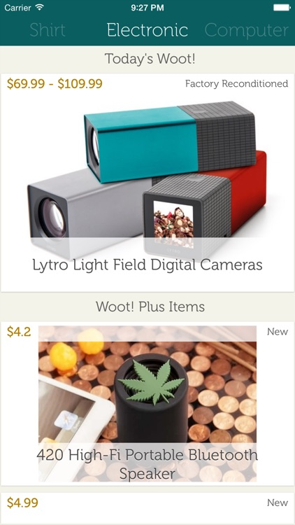 Deals On Woot.com