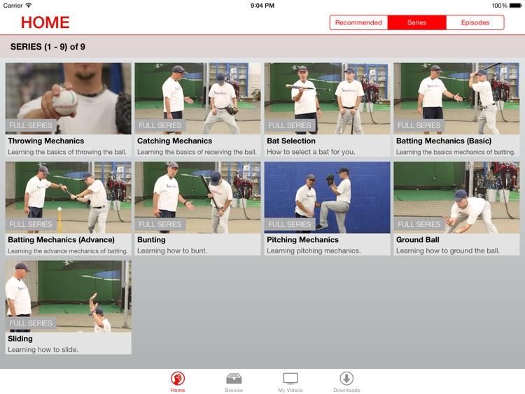 Baseball Video Lessons: Basics of Baseball