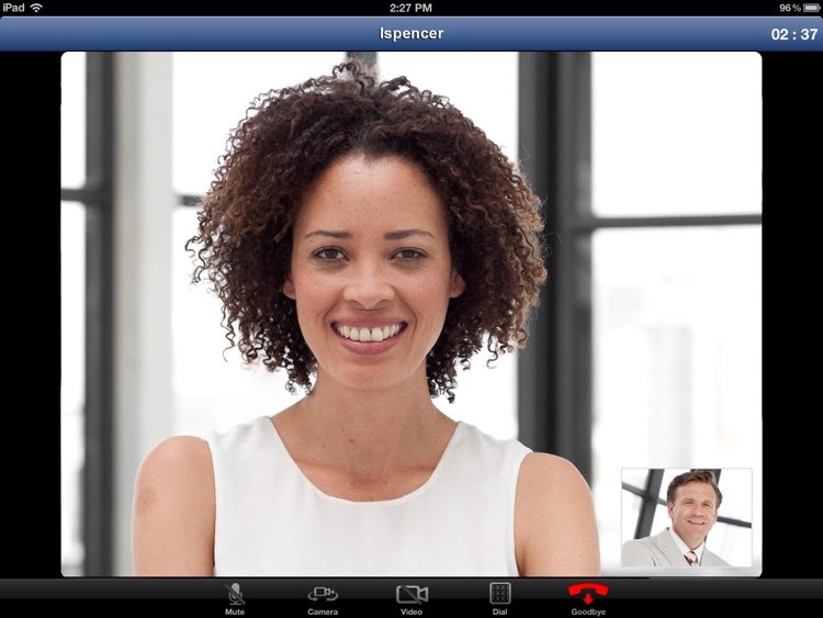 BluStar for iPad