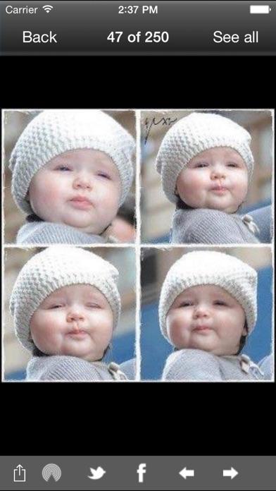 Screenshot #2 pour Baby Pics