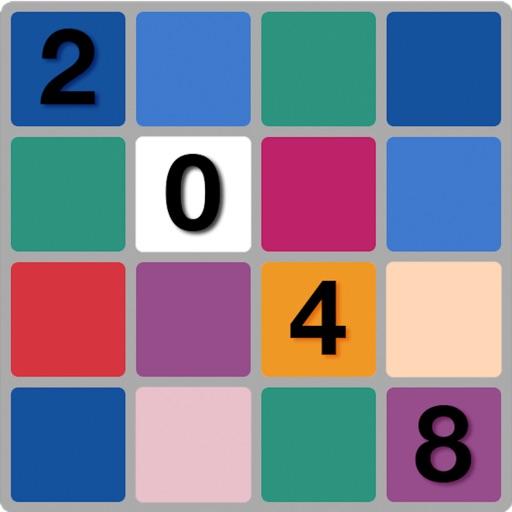 2048: Number Tile Puzzle Game Saga iOS App