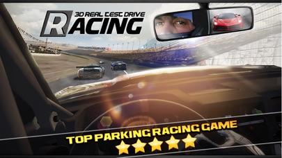 3D Real Test Drive Racing Parking Game - Free Sports Cars Simulator Driving Sim Gamesのおすすめ画像1